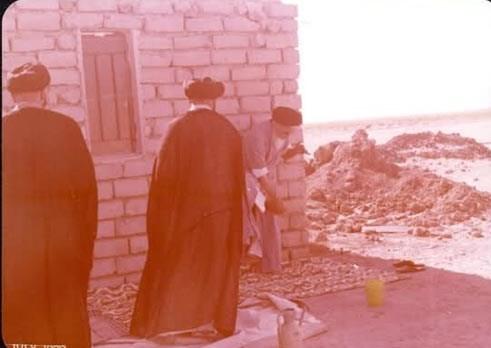 وضوی امام خمینی