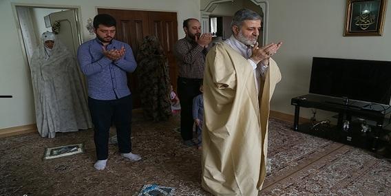 Image result for نماز و خانواده