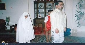Image result for نماز خانواده