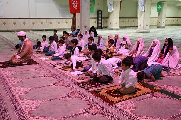 بررسی تأثیر نماز بر تربیت کودکان