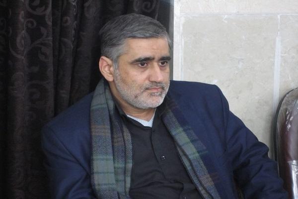 دیدار نماینده بسیج فرهنگی حشد الشعبی کشور عراق  در ایران با مدیر و معاونین مرکز تخصصی نماز+گزارش تصویری
