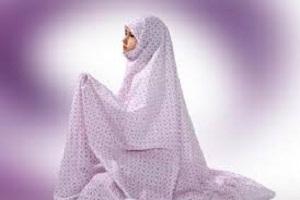 لزوم پوشش بانوان در نماز