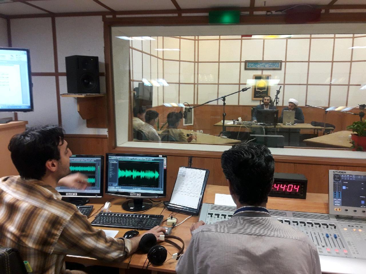 مسابقه نمازی معراج برنامه مشترک مرکز تخصصی نماز و رادیو معارف