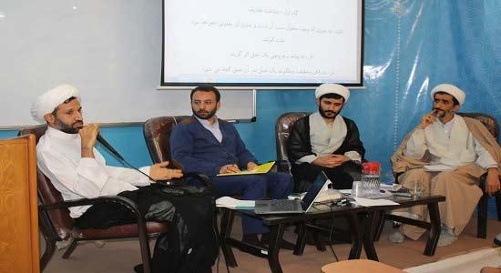 برگزاری سومین جلسه کرسی آزاد اندیشی