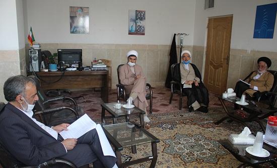 جلسه شورای سیاست گذاری مرکز تخصصی نماز