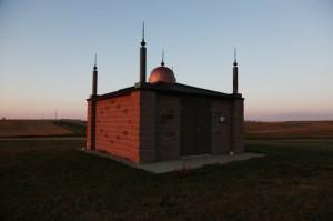 اولین مسجد در امریکا