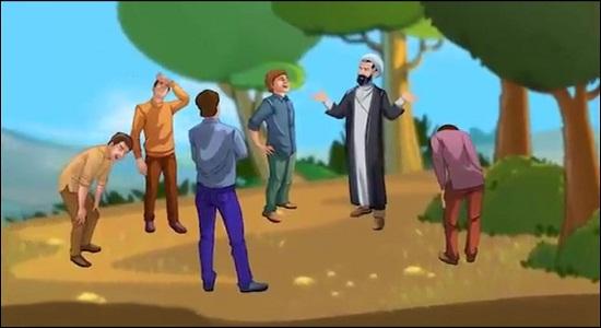 شیخ همیشه خندان