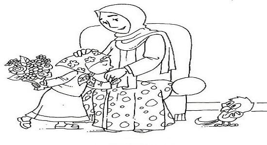 ولادت مادر الگوی جهانیان مبارک