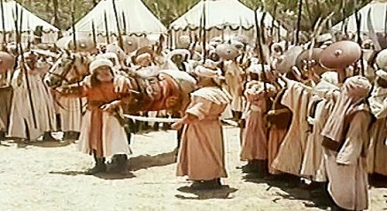 جنگ بخاطر نماز