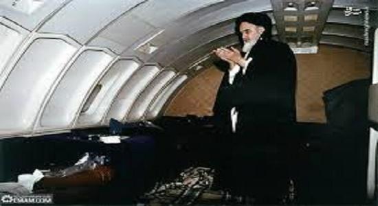 انس امام خمینی قدس سره با نماز شب از 15سالگی