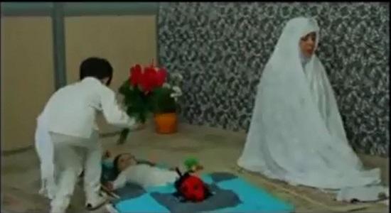 سرود زیبای نماز