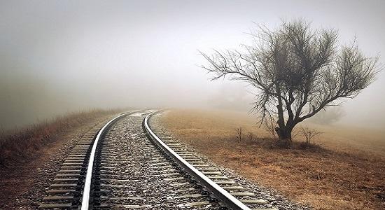 قطاری که به مقصد خدا رفت.