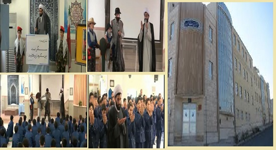 نو آوری یک آموزشگاه در آموزش احکام و نماز