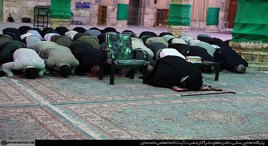 نماز به جماعت و در مسجد