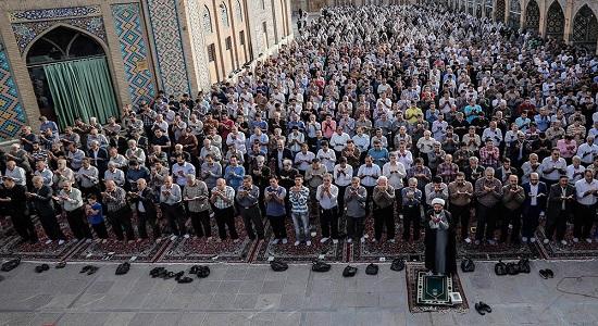 طریقه خواندن نماز عید قربان
