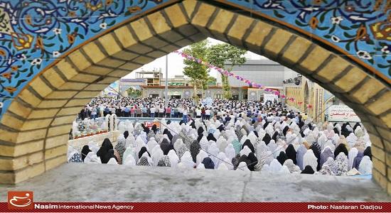 سرود؛ باغ زیبای نماز