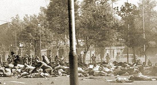 خاطره تنها عکاس میدان ژاله از کشتار ۱۷ شهریور