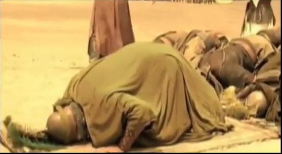 انیمبشن مداحی و نماز