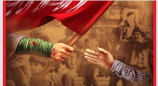 به رهبری امام حسین علیه السلام