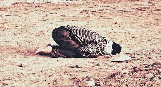 مگر شما الان با ما نماز نخواندی؟