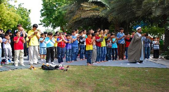 نماز فقط با جماعت