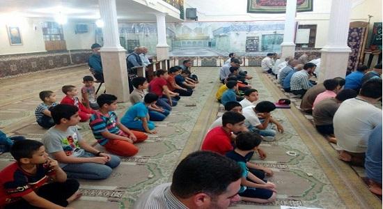 نماز  بهترین استاد اخلاق و عرفان