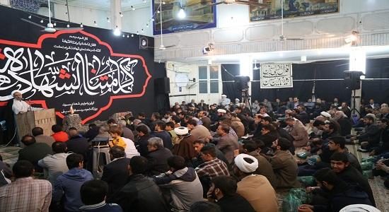 جهت جذب به مسجد، از فرصت مدارس محل و گیم نت ها هم استفاده کردیم!!!