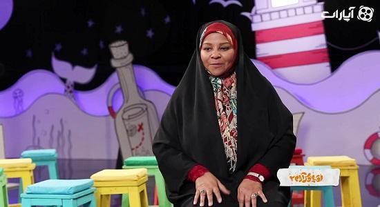 با انقلاب اسلامی مسلمان شدم (گپ وگفت نوجوانان با خانم مرضیه هاشمی خبرنگار بازداشت شده در  آمریکا)