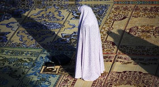 نماز اکسیر خوشبختی