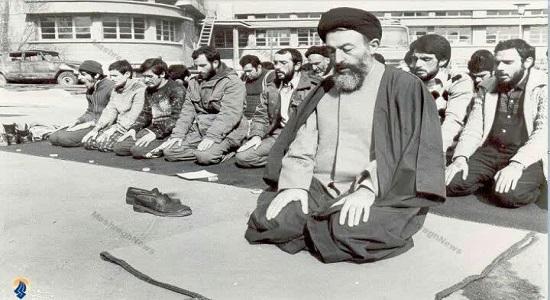 پدرم الگوی خوبی برای نماز بود