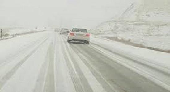 جاده لغزنده است!!!