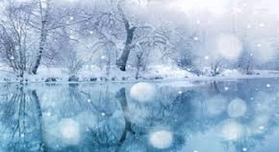 عبادت شبانه در سرمای سوزان