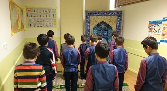 کلاس نماز