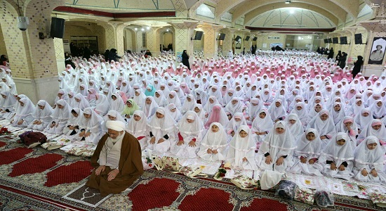 جشن نماز