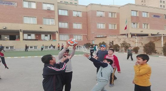 بازی گروهی اردویی؛ استپ هوایی