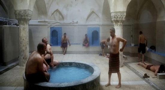 تعمیر حمام برای نماز