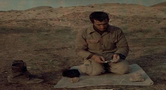 نمازِ قبل از شهادت
