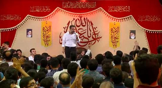 مولودی امام حسین علیه السلام (حاج محمود کریمی)