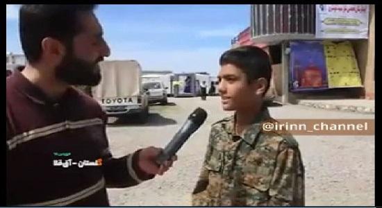 تأثیر نماز شهید بابایی در نوجوان ۱۳ ساله