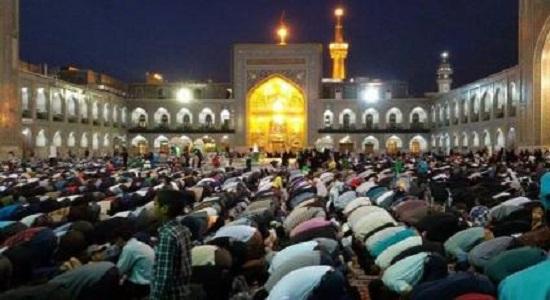 استجابت فوری دعا در سجده در حرم امام رضا علیه السلام