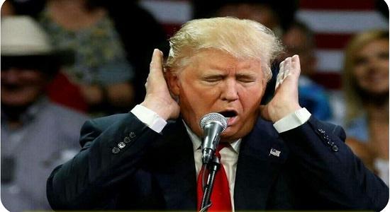 طنز نمازی؛ نماز حاجت ترامپ