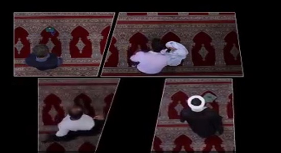 فیلم کوتاه؛ پازل نماز جماعت
