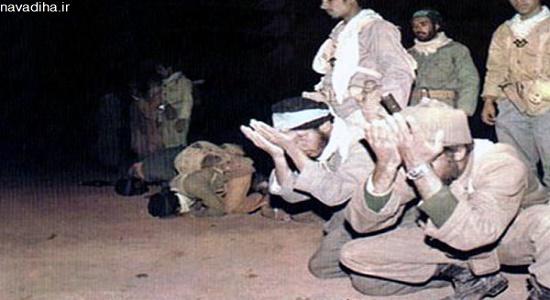 جرمش نماز خواندن بود