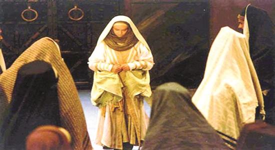 آرزوی حضرت مریم (سلام الله علیها) بعد از مرگ