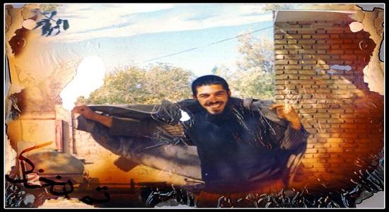 اسیر عراقی نمازش را به ما اقتداء کرد