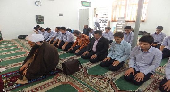 آداب و فضیلت نماز جماعت