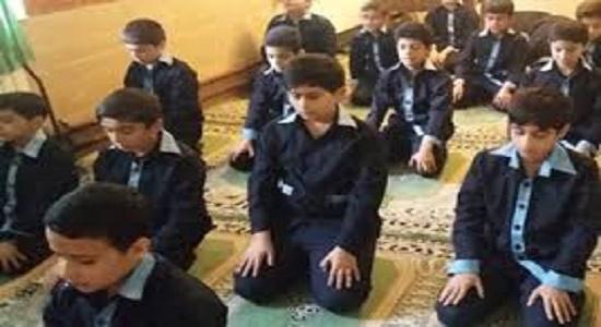 سعید و حاج آقا حسینی