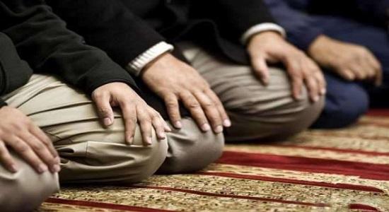دعوای زن و شوهری در نماز
