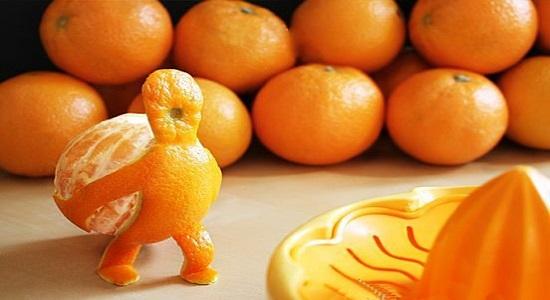 بازی گروهی؛ جنگ پرتقال ها