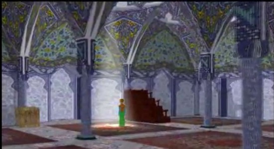 آموزش نماز صبح با انیمیشن زیبا برای کودکان
